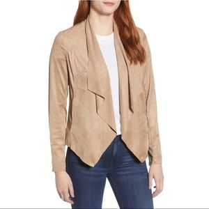 Kut From The Kloth Tanyanita Faux Suede Jacket XS